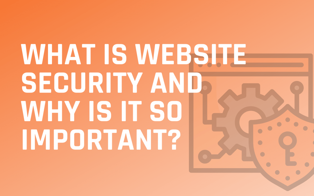 What is Website Security and Why is It So Important?