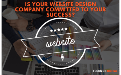 Is Your Website Design Company Committed to Your Success?